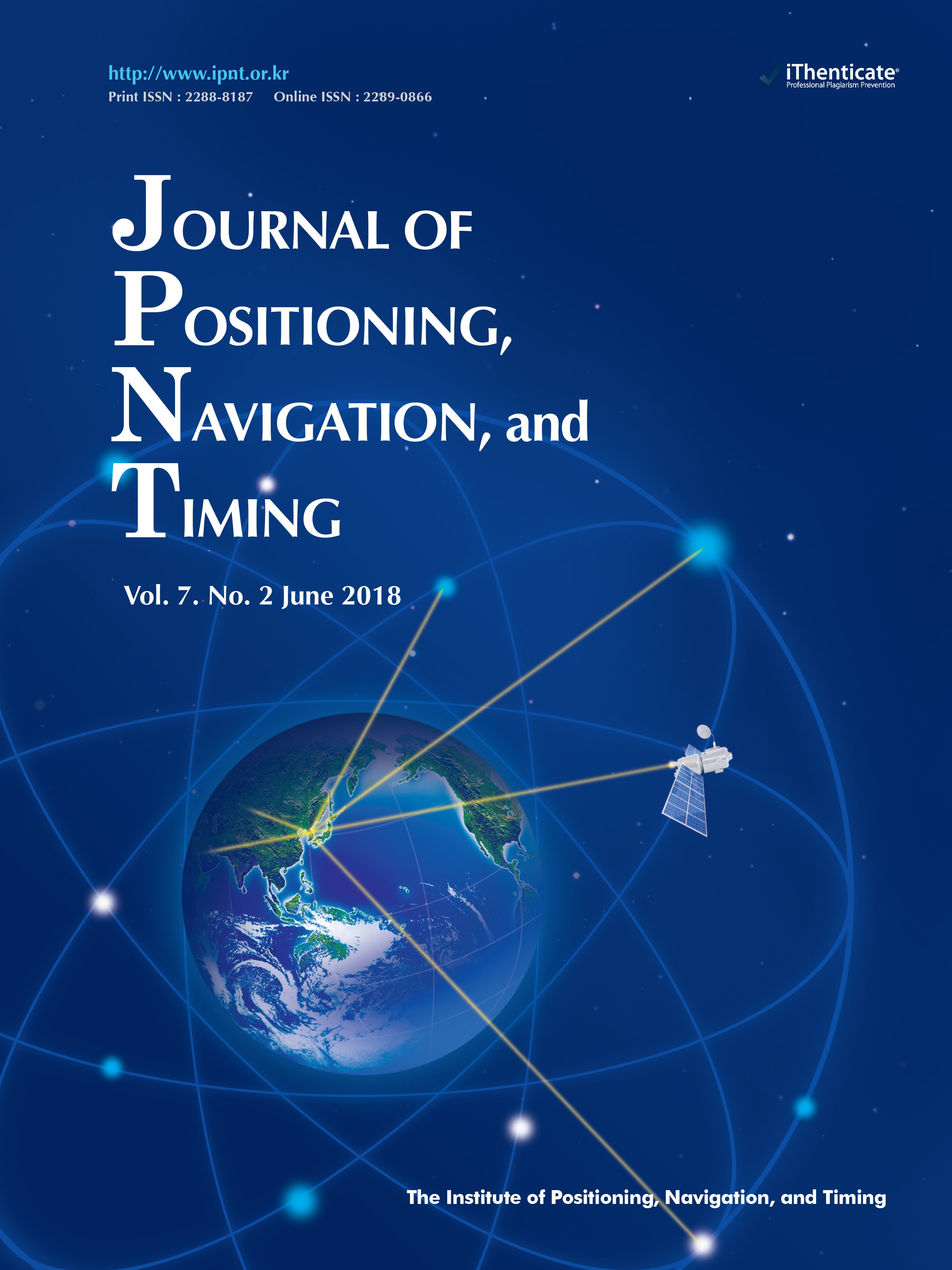 Journal of Positioning, Navigation, and Timing